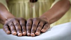 Daydree Reiki hands