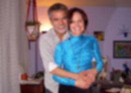 Happy Couple in LA meets through GoodLoveCoach.com