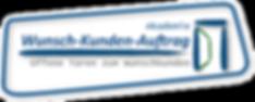 Akademie Wunsch-Kunden-Auftrag - Offne Türen zum Wunschkunden