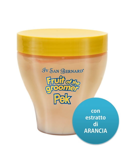 "PEK маска ""Портокал"" - Iv San Bernard"