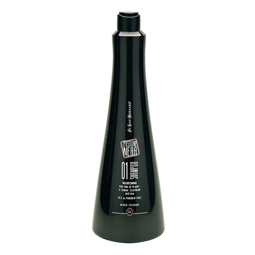 Подхранващ шампоан с Арганово масло - Iv San Bernard