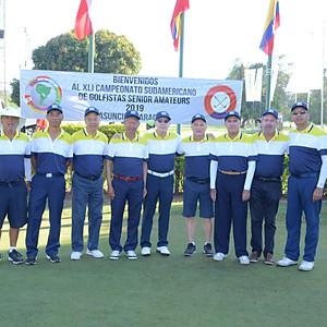 XLI Campeonato Sudamericano de Golf 2019