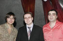 С Муратом Насыровым и Дато