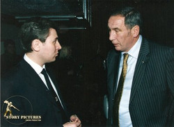 С Шамилем Тарпищевым