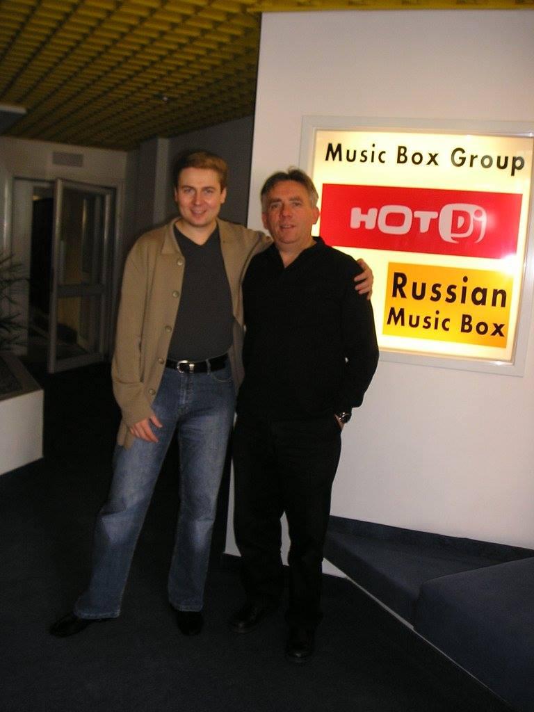 С Яном Левинзоном