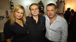 С Натальей Палиновой, Гелой Гогохия