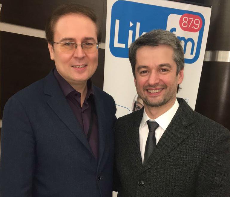 С Денисом Сериковым, ГПМ Радио
