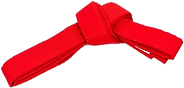 Красный пояс айкидо без фона.png