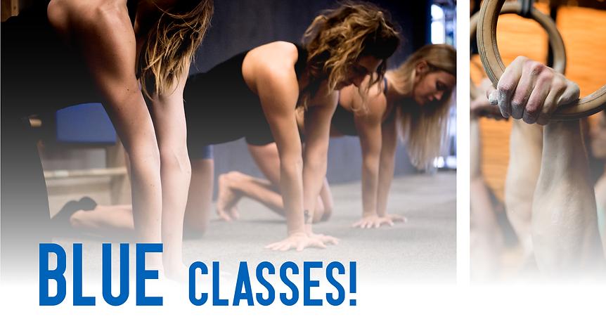 Awaken Gym Blue Classes