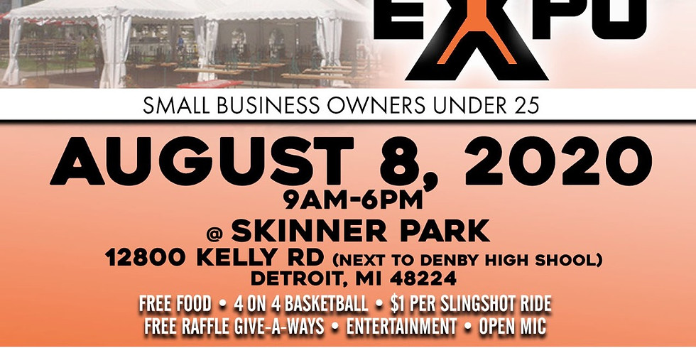 YOUTH EXPO August 8, 2020