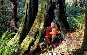 Dr. Lesh Hiking