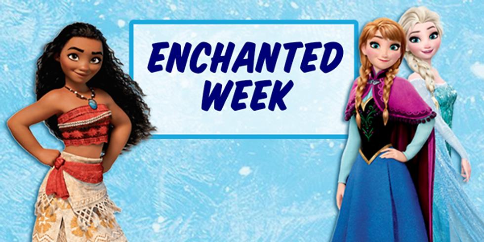 Princess Camp Enchanted Week