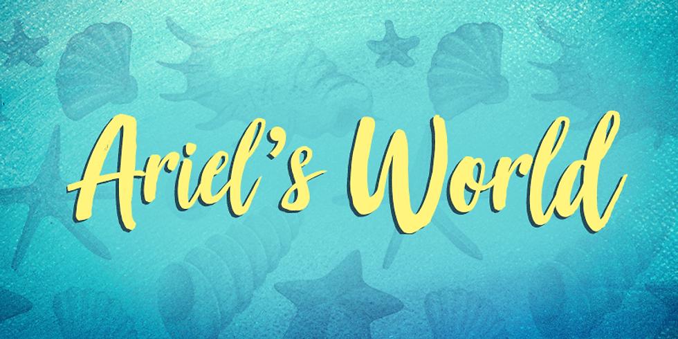 Princess Winter Camp: Ariel's World