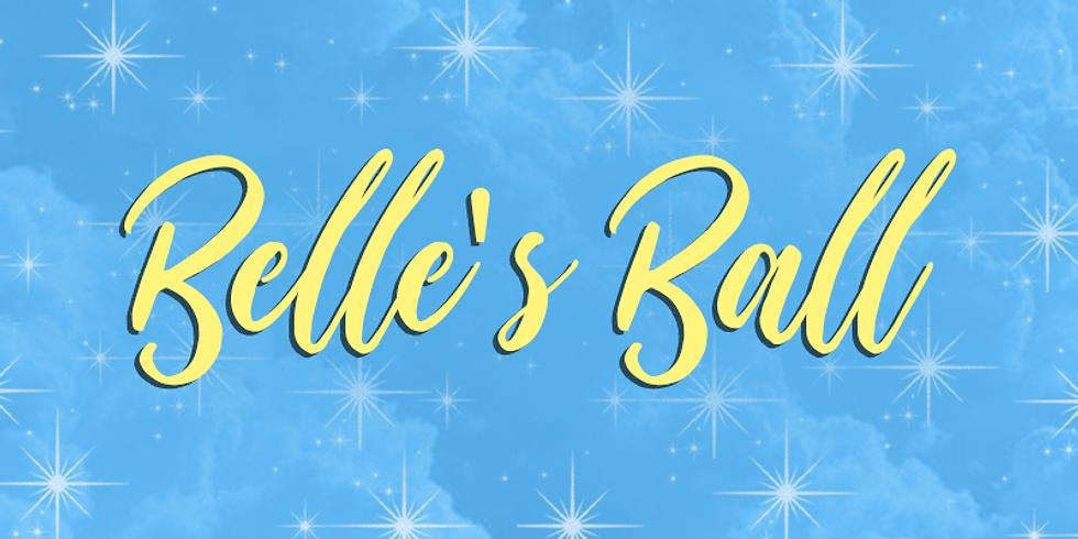 Princess Winter Camp: Belle's Ball