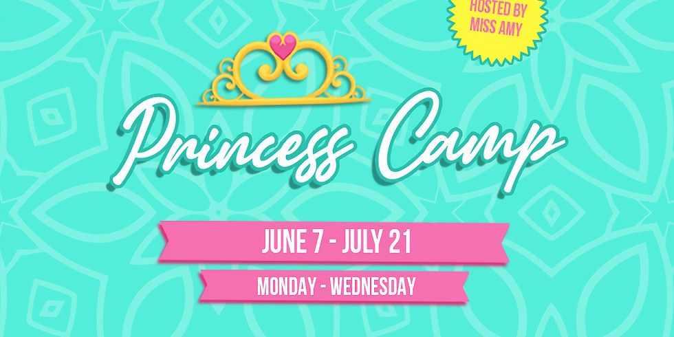 Summer Princess Camp