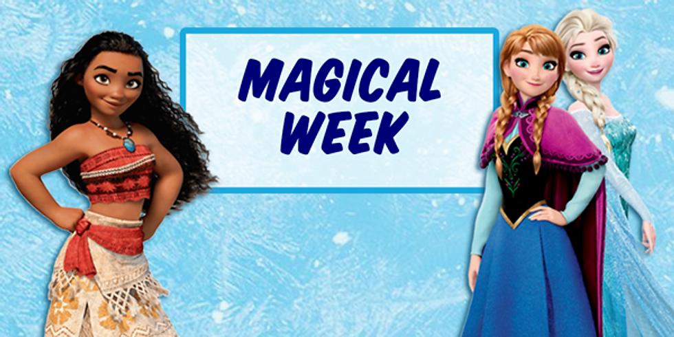 Princess Camp Magical Week