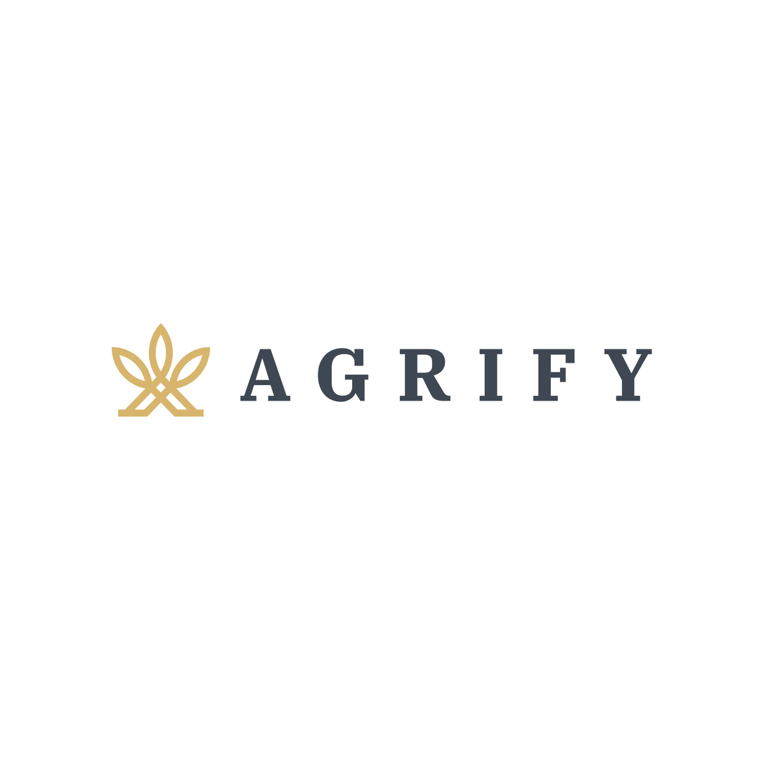 Agrify is a rapidly growing developer of premium indoor grow solutions for the cannabis and hemp marketplace. Our comprehensive grow solutions have been developed with one mission in mind: to assist horticulturalists in producing the highest quality crop possible with consistency and superior yields. Agrify is a non-plant touching company.