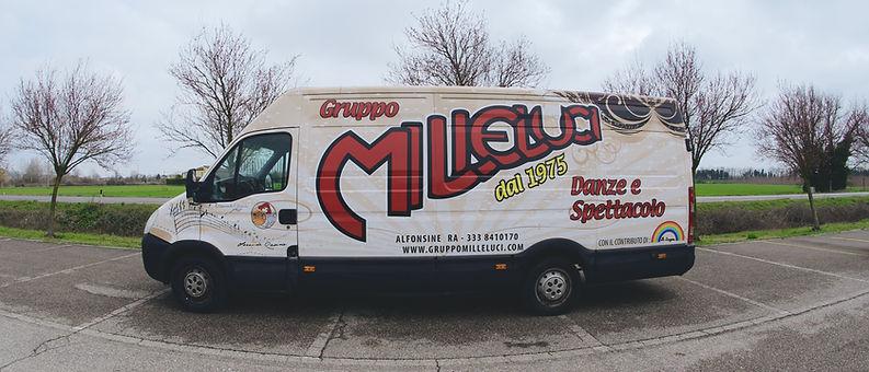 il nostro furgone
