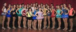 Formazine Gruppo Ballerini Milleluc al completo!