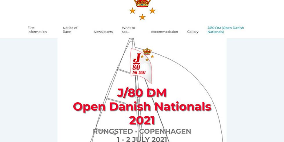 J/80 DM 2021 (Open Danish Nationals)