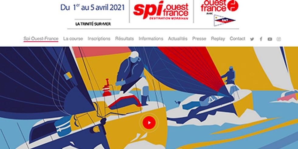 Spi Ouest de France verschoben auf 7.-10.10.2021