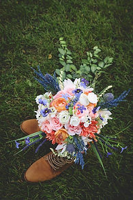 bouquet and sheos.jpg