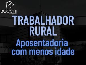 APOSENTADORIA RURAL: EMPREGADO, SEGURADO ESPECIAL   E TRABALHADOR INFORMAL