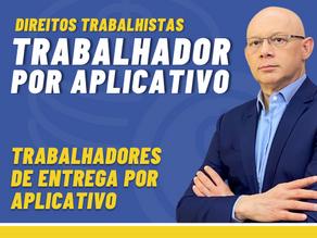 DIREITOS TRABALHISTAS DOS TRABALHADORES DE ENTREGA POR APLICATIVO
