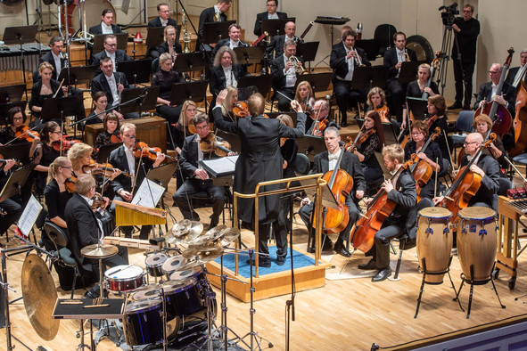 Estonian National Symphony Orchestra & Risto Joost - 13 April 2018 Estonia Concert Hall  photo: Rene Jakobson