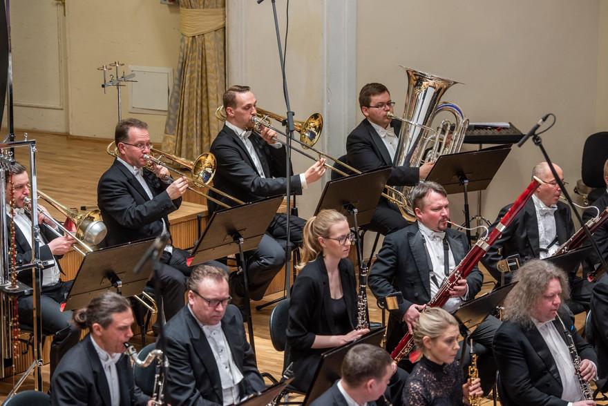 Estonian National Symphony Orchestra - 13 April 2018 Estonia Concert Hall  photo: Rene Jakobson