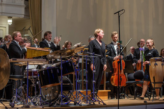 Age Veeroos & Estonian National Symphony Orchestra - 13 April 2018 Estonia Concert Hall  photo: Rene Jakobson