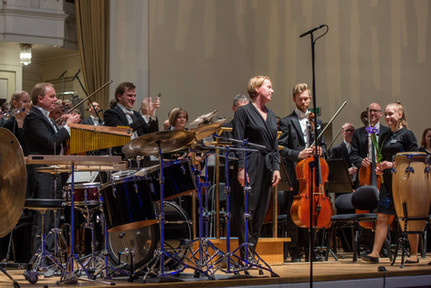 Age Veeroos & Estonian National Symphony Orchestra - 13 April 2018 Estonia Concert Hall  photo: Rene Jakobson