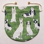 コットンリネン巾着犬.JPG