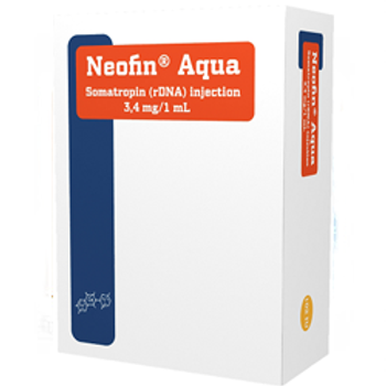 Neofin Aqua Liquid 102 IU (Liquid HGH)
