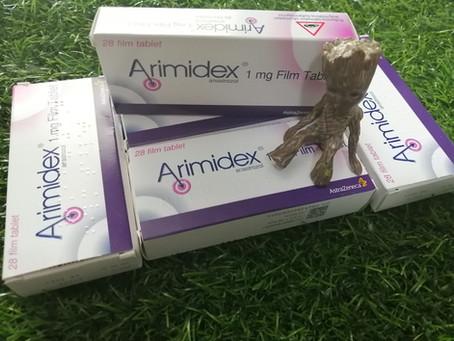 Buy genuine Anastrozole Arimidex AstraZeneca in Thailand - ThaiHGH