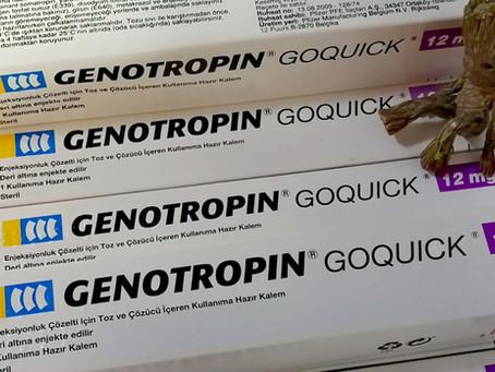 Special price for Pfizer Genotropin GoQuick 12mg 36iu (HGH, Somatropin pen) - ThaiHGH.com