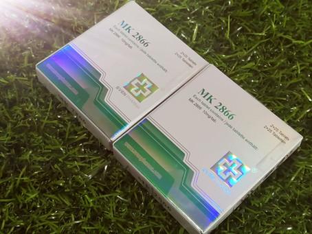 Buy genuine SARM Ostarine (Enobosarm) MK-2866 in Thailand - ThaiHGH.com