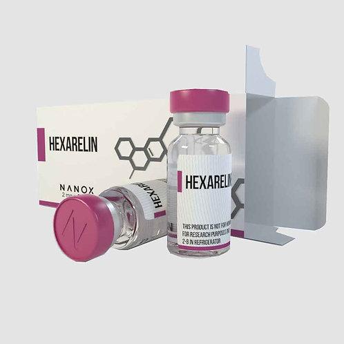 Nanox Hexarelin 2MG