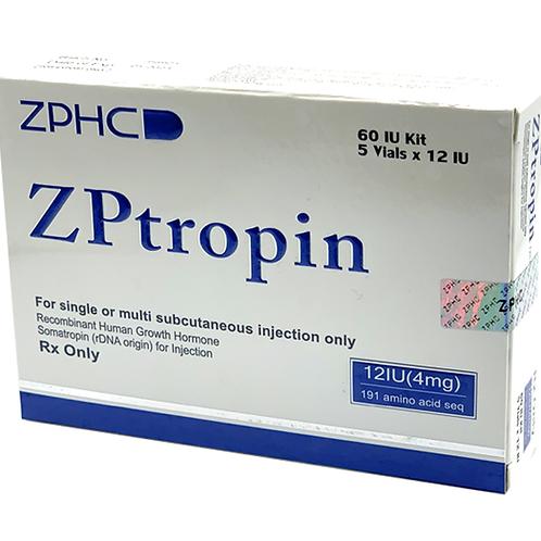 ZPHC ZPtropin 60 IU