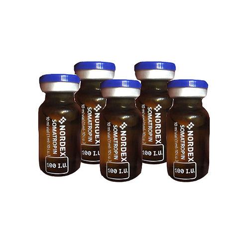Somatropin Nordex Liquid HGH 100 IU