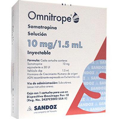 Omnitrope Sandoz HGH 30 IU