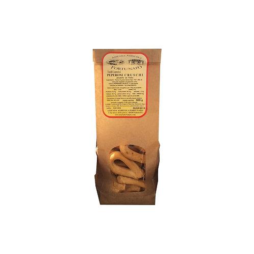 Taralli ai Peperoni Cruschi - 300gr.