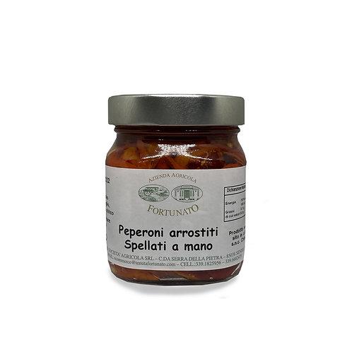 Peperoni Arrostiti - 190gr.
