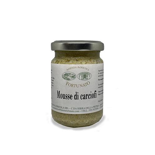 Mousse di Carciofi - 130gr.