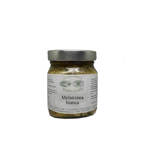 Melanzane Bianche Sott'olio - 270gr.