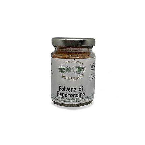 Polvere di Peperone Crusco Dolce - 35gr.