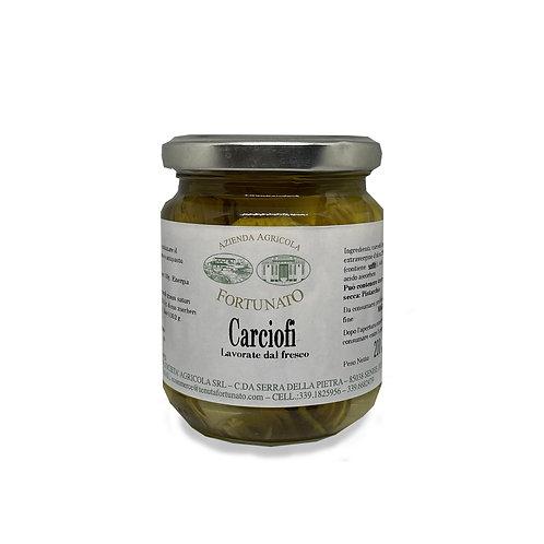 Carciofi Sott'Olio - 200gr.