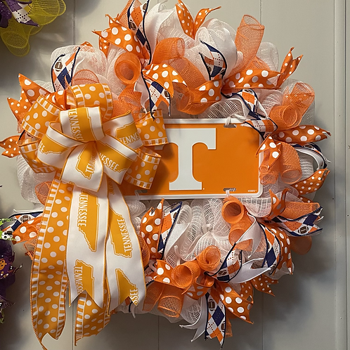 Go Tennessee!