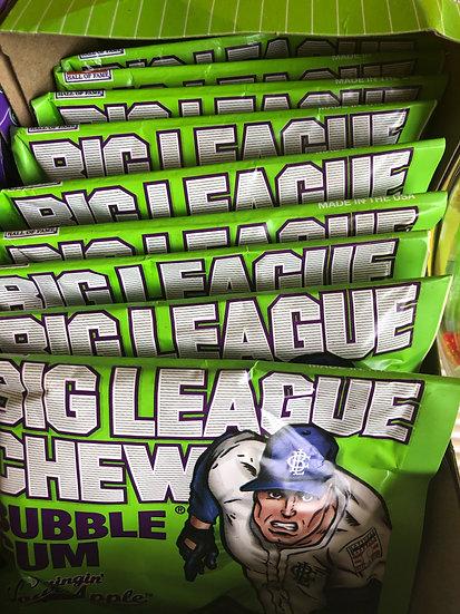 Big League Chew Green Apple