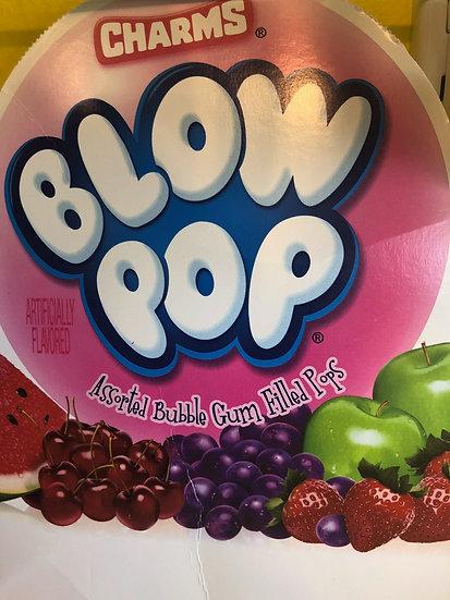 Blow Pop Sucker